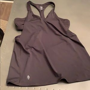 Ellie Workout Tank with Built in Bra.